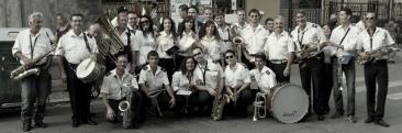 """La banda musicale """"Feronia"""" di Capena"""