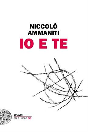 """""""Io e te"""", l'ultimo romanzo di Ammaniti"""