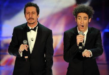Luca e Paolo, i mattatori di questo Sanremo