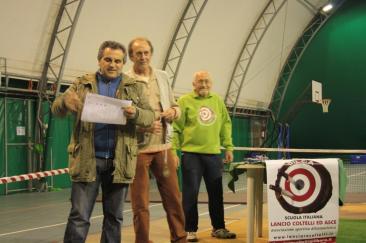 Un'immagine della gara del 1°  Meeting di Primavera che si è svolto sabato scorso presso lo Sporting Club Sabina Tevere di Poggio Mirteto