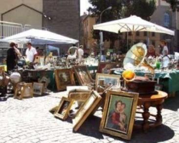 Apriti cofano mercatino del riuso per privati palombara for Arezzo antiquariato
