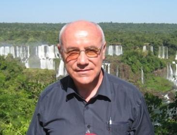 Nella foto l'autore del libro Oreste Malatesta