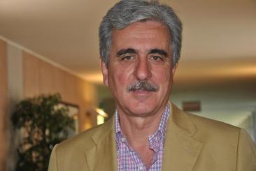 Il consigliere regionale Mario Perilli