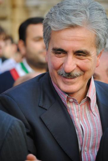 Il consigliere regionale del Pd Mario Perilli