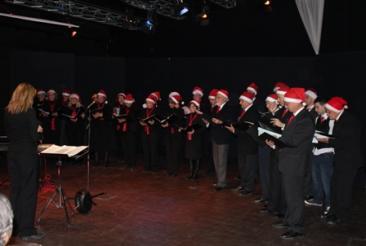 Il coro 'Canto e disCanto' (Foto: g.m.t.)