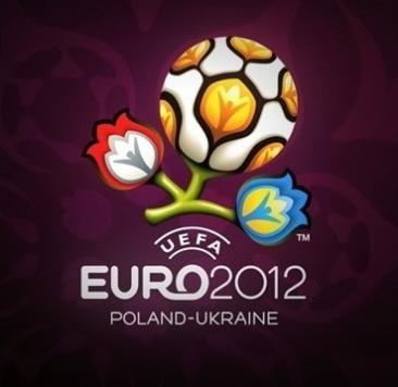 Il logo ufficiale Euro 2012