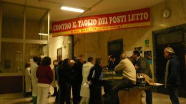 Fotoreportage dell'inviata Ilaria Misantoni