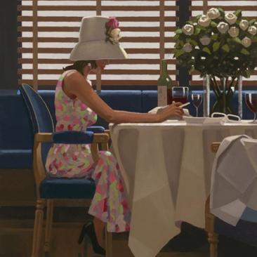 'Days of wine and roses' di Jack Vettriano