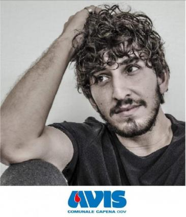 Nella foto: il cantante Marco Forti
