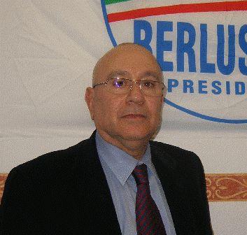 Il candidato alla Regione Lazio Tommaso Luzzi