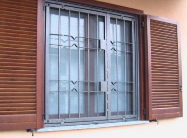 Grate alle finestre regolamento condominiale sicurezza - Grate per finestre ...